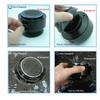 ibastek speaker with suction bluetooth waterproof speaker with hands free function (STD-F012)