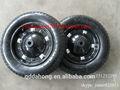 Rueda de neumático de la carretilla 3.25-8