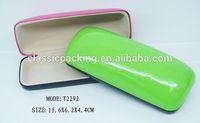 2014 new style optical drive case belt case glasses ,double eyeglass case