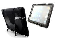 Military -duty case with screen protector for Apple iPad 2 iPad 3 iPad 4
