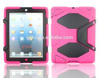 For Apple iPad 2 iPad 3 iPad 4 heavy duty cover case