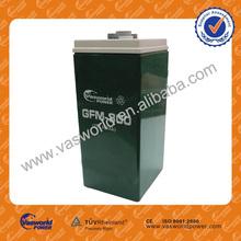 2 volt sealed lead acid battery