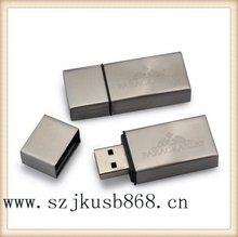 Promotion super quality new modern metal usb flash memory