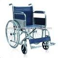Alta calidad manual de silla de ruedas plegable de dimensiones
