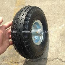 Small Pneumatic Wheel,Trolley Wheel 4.10/3.50-4