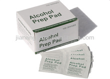 70% isopropyl sterile alcohol pad