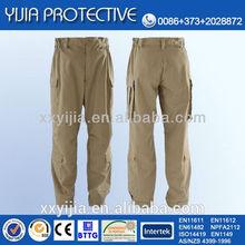 Cotton Fire Retardant Pants / Fire Resistent Trousers meets EN11612