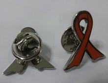 2014 new factory OEM promotional Custom Metal Lapel Pin and Dangler
