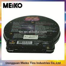 movie cd tin box