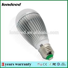 9w B22 led bulb packaging box