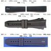 watch guard silicone watchbands rubber silicone watchstraps watch strap wholesale retail