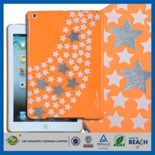2014 new arrival hot sale folio leather case for ipad 2 3