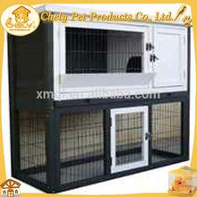 Cheap Rabbit Cage Wooden Rabbit Hutch Elegant Design Pet Cages, Carriers & Houses