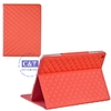 Newest arrival luxurious pu case for ipad2/3/4 leather cases