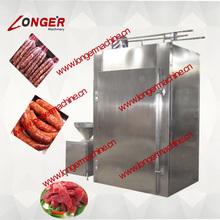 sausage smoking machine/smoked beef machine/food smoking machine