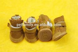 winter warm pet dog boots,dog shoes, pet products wholesale