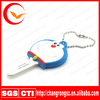 custom design led key cap,soft pvc led key cap,rubber silicone led key cap