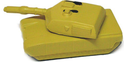 plastic toy tank pu toy tractors promotional gifts toys plastic