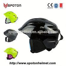 children road skiing safety helmet