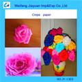 papelcrepe flor para decoração festa de aniversário