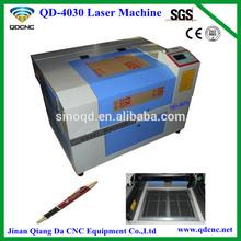 Mini Tools nonmetal laser engraving machine rabbit QD-4030
