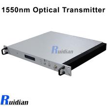 1550nm catv. interne/directement la modulation fibre optique émetteur laser
