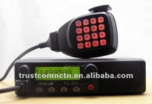 Ham Radio VHF 50W Mobile Radio TC-171+USB cable