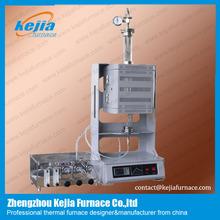 heat treatment tube furnace / CVD materials science lab equipment