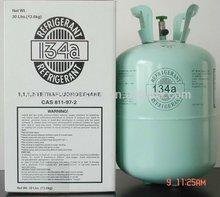 R134a gaz réfrigérant r134a propane prix de réfrigérant