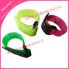 100% Nylon adjustable Quickfixed Velcro Belt with plastic Buckles