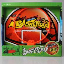 kids basketball hoop with ball