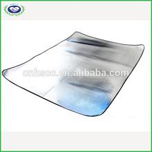 Aluminum foil picnic mat / Dampproof Picnic Mat Sleeping Mattresses Hiking Camping Pad BBQ-M-001