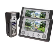 video door phone villa, Video Door Entry System, 7 inch,video door phone with memory