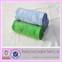 100% polyester polar fleece children blanket