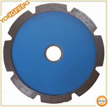 Diamond segment saw blade for cutting ceramic,concrete,marble,granite and asphalt