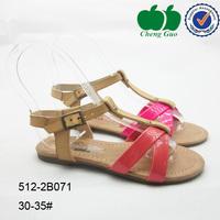 classic little girls fashion pink dress shoes