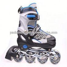 Promotional gifs heel skate flashing rollers