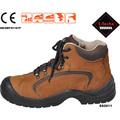 stecho hafif emniyet ayakkabısı çelik burunlu nubuk
