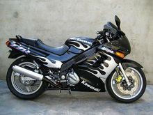 Motorbike Make 90-07 Body Kits/Fairing Kits ZZR250 1990-2007 For Kawasaki ZZR250 90-07 Bodywork ZZR250 Body Parts 90-07