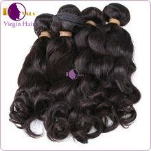 No tangle No chemical 100%Unprocessed 5a grade wholesale bobbi boss hair