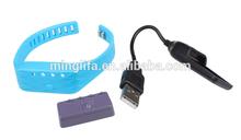 China Factory Bluetooth device Like fitbit flex wireless activity sleep wristband