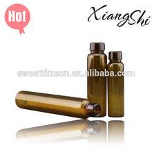 Amber Crimp Glass Vial(According client requirement)