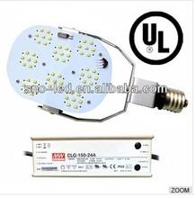 120w gas station led canopy lighting retrofit kits LM79 LM80 IES