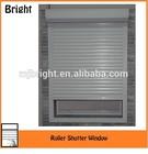 window metal rolling shutter