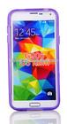 Sline Silicone Rubber Case Cover For Galaxy S5 Mini