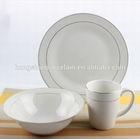 12pcs ceramic crockery set/kitchen crockery