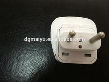 high quality/low price Europe electrical plug &universal socket/light socket adapter plugs