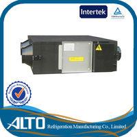 Alto basement forced air ventilation system