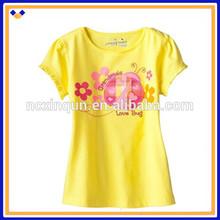 100% cotton branded new children t shirt