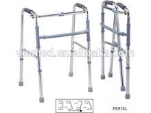 Home care basic foldable walker